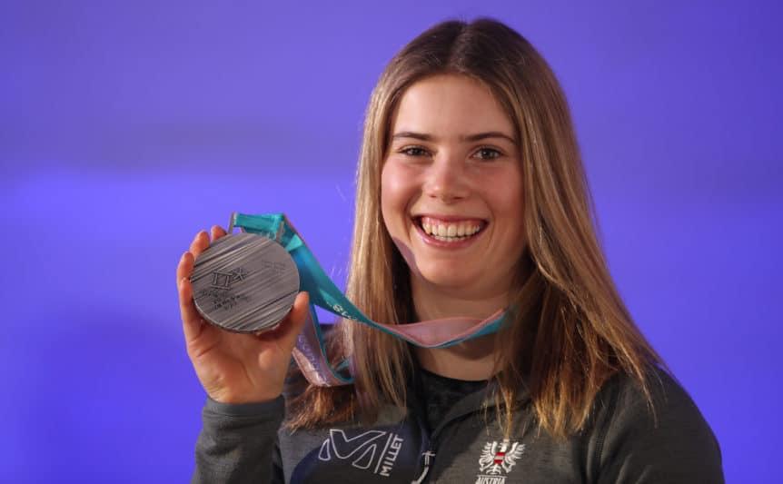 Meine ersten Olympischen Winterspiele | Katharina Liensberger